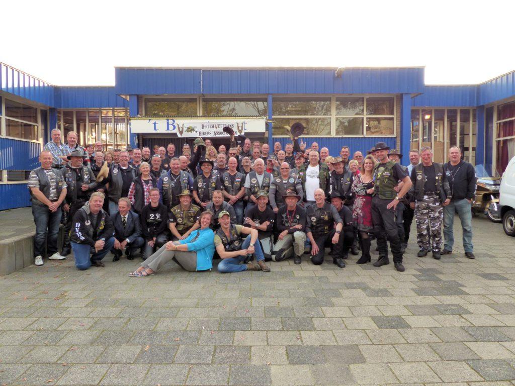 DVBA, Dutch Veterans Bikers Association